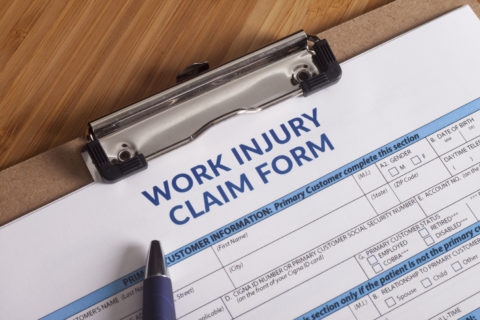 Reporting Work Injuries