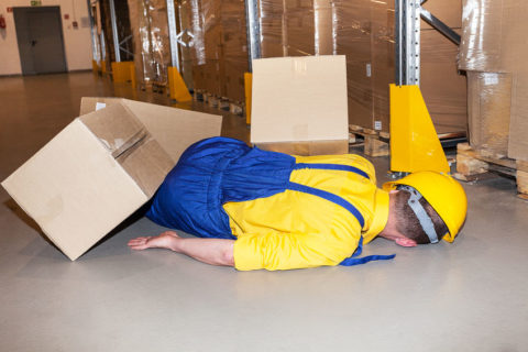 At work elbow injuries