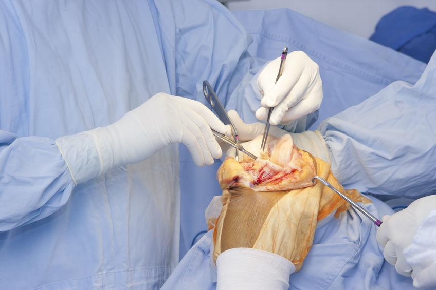 Knee Injuries at Work