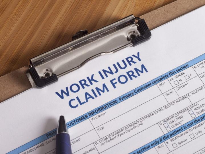 Reporting Work Injuries